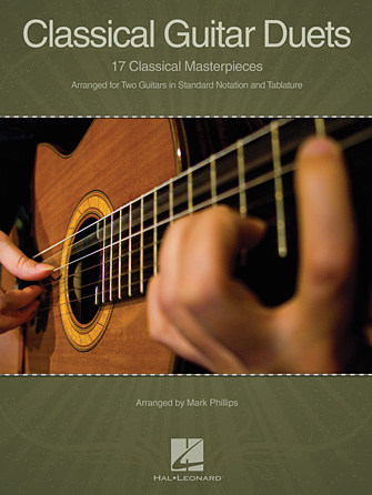 Product Cover for Classical Guitar Duets