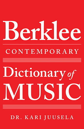 Product Cover for The Berklee Contemporary Dictionary of Music