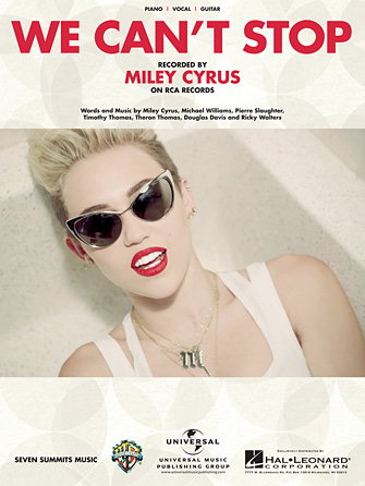 Product Cover for We Can't Stop