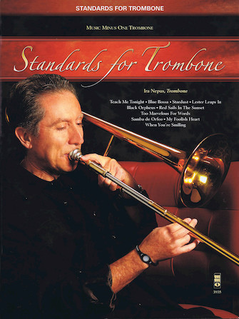 Product Cover for Standards for Trombone