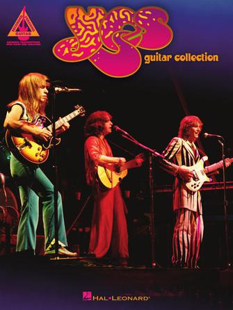 Product Cover for Yes Guitar Collection