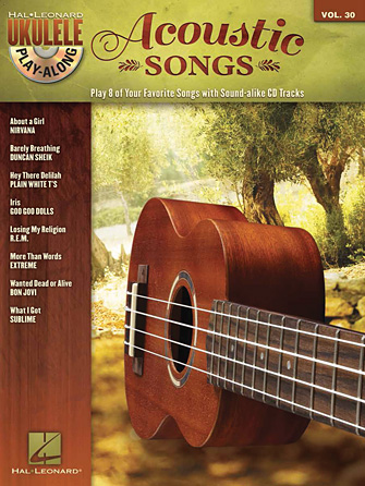 Product Cover for Acoustic Songs