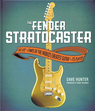 Product Cover for The Fender Stratocaster
