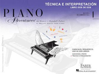 Product Cover for Técnica e Interpretación – Libro Dos de Dos – Nivel Elemental 1