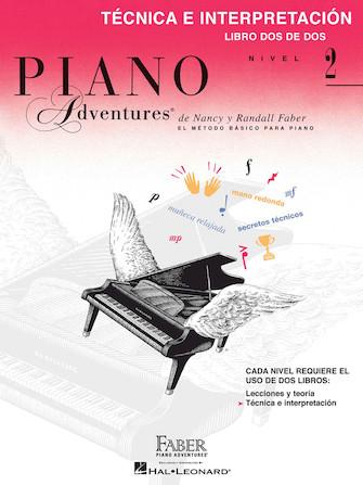 Product Cover for Técnica e Interpretación – Libro Dos de Dos Nivel 2