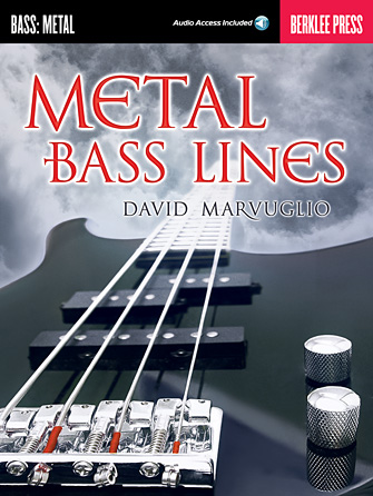 Product Cover for Metal Bass Lines