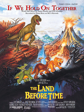 Product Cover for If We Hold On Together (from The Land Before Time)