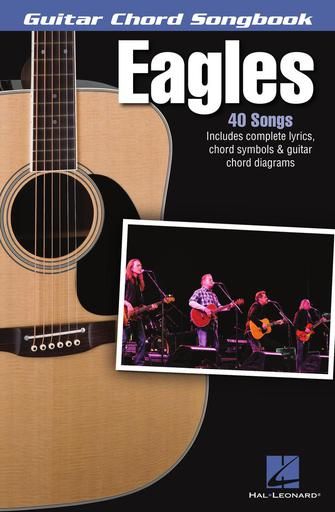 Product Cover for Eagles – Guitar Chord Songbook