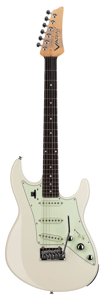 Product Cover for JTV-69S Electric Guitar – Olympic White