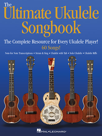 Product Cover for The Ultimate Ukulele Songbook