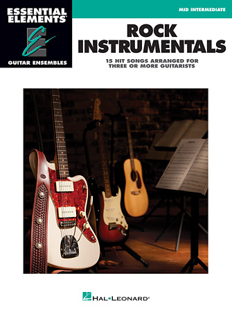 Product Cover for Rock Instrumentals
