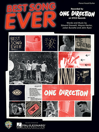 Product Cover for Best Song Ever
