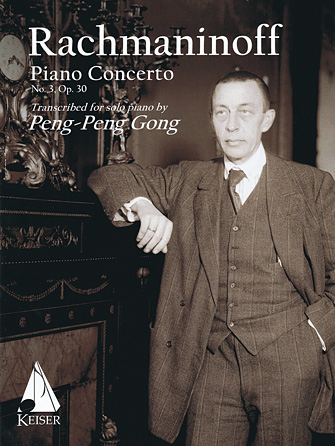 Product Cover for Piano Concerto No. 3