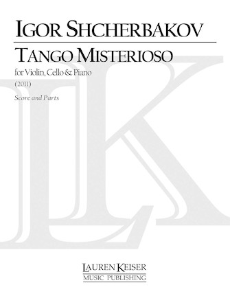 Product Cover for Tango Misterioso
