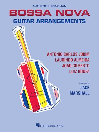 Product Cover for Authentic Brazilian Bossa Nova Guitar Arrangements