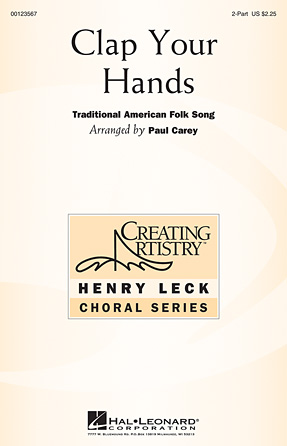 Product Cover for Clap Your Hands