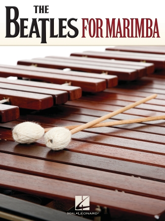 Product Cover for The Beatles for Marimba