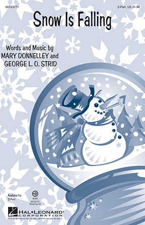 Product Cover for Snow Is Falling
