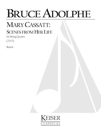 Product Cover for Mary Cassatt: Scenes from Her Life for String Quartet