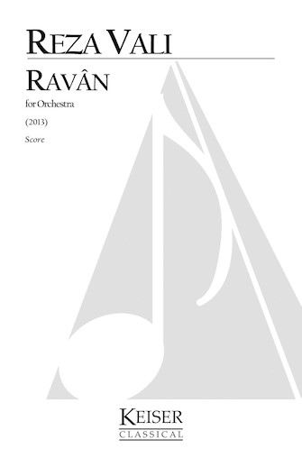 Product Cover for Ravan for Orchestra