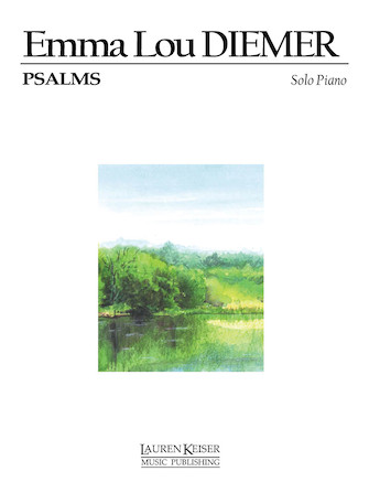 Product Cover for Psalms for Piano