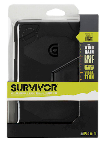 Product Cover for Survivor for iPad Mini
