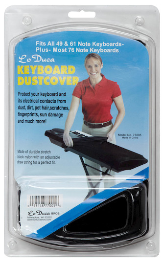Product Cover for Keyboard Dust Cover