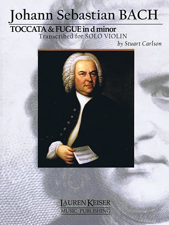 Product Cover for Toccata and Fugue in D Minor