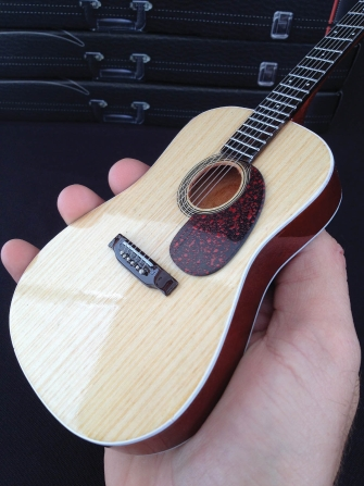 Product Cover for Natural Finish Acoustic Model