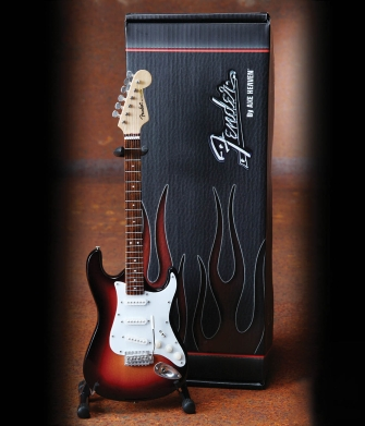 Product Cover for Fender™ Stratocaster™ – Classic Sunburst Finish