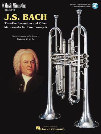 Johann Sebastian Bach: Two-Part Inventions for Two Trumpets