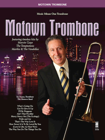Product Cover for Motown Trombone