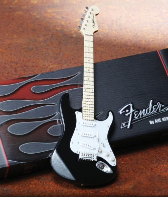 Product Cover for Fender™ Stratocaster™ – Classic Black Finish