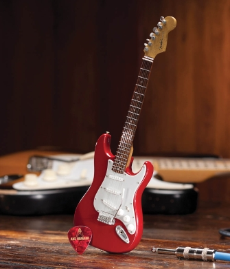 Product Cover for Fender™ Stratocaster™ – Classic Red Finish