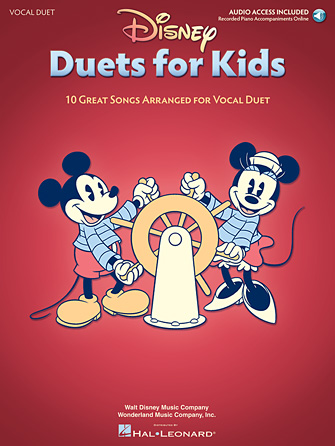 Product Cover for Disney Duets for Kids