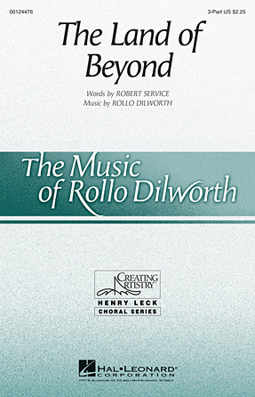 The Land of Beyond : SSAA : Rollo Dilworth : Sheet Music : 00124476 : 884088967574