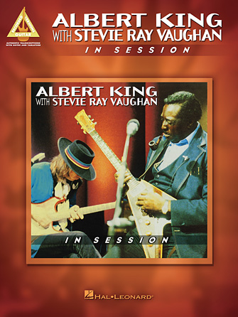 Product Cover for Albert King with Stevie Ray Vaughan – In Session