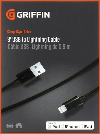 Product Cover for 3' USB to Lightning Cable