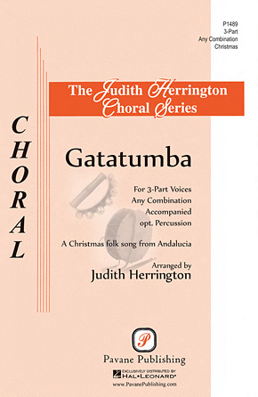 Gatatumba : SAB : Judith Herrington : Sheet Music : 00125002 : 884088986391