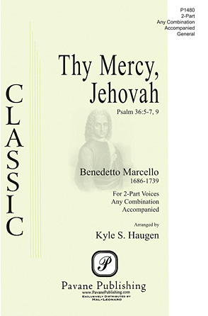 Thy Mercy, Jehovah