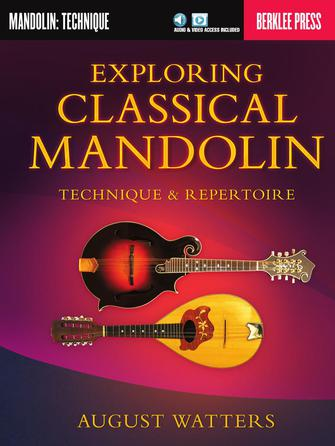 Product Cover for Exploring Classical Mandolin