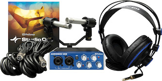 Product Cover for AudioBox™ Stereo Recording Bundle