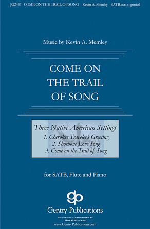 Product Cover for Come on the Trail of Song
