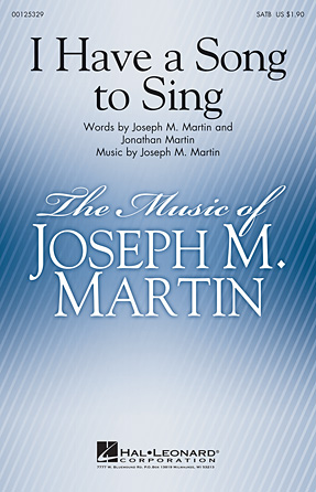 Product Cover for I Have a Song to Sing