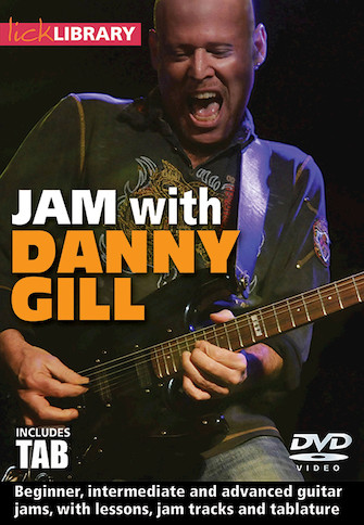 Product Cover for Jam with Danny Gill