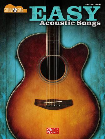 Product Cover for Easy Acoustic Songs – Strum & Sing Guitar
