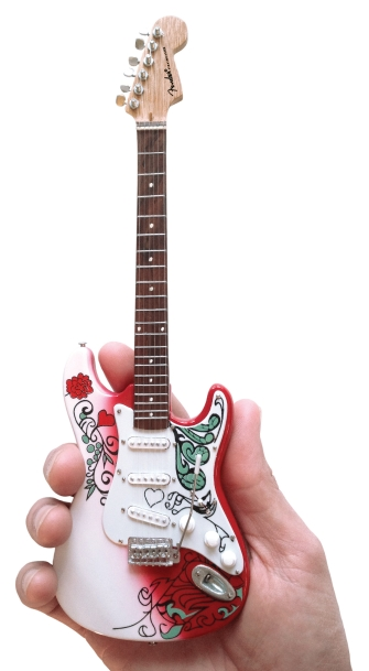 Product Cover for Jimi Hendrix Monterey Stratocaster™