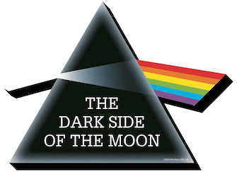 Product Cover for Pink Floyd Dark Side – Chunky Magnet