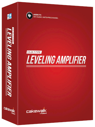 Product Cover for CA-2A T-Type Leveling Amplifier