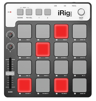 Product Cover for iRig PADS